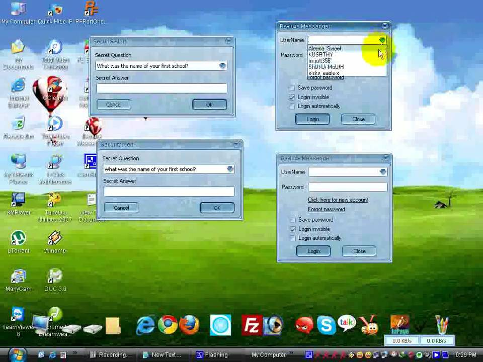 beyluxe 2012 gratuit
