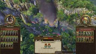 Total War  WARHAMMER 2 Empire Hunter Part 2Имперский охотник часть 2