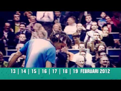 ABN AMRO World Tennis Tournament Commercial 2012