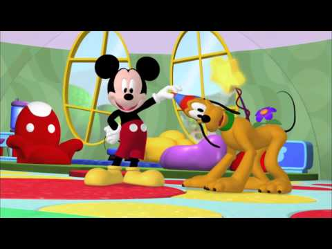 Mickey Mouse's Clubhouse - Donald's Birthday Party!