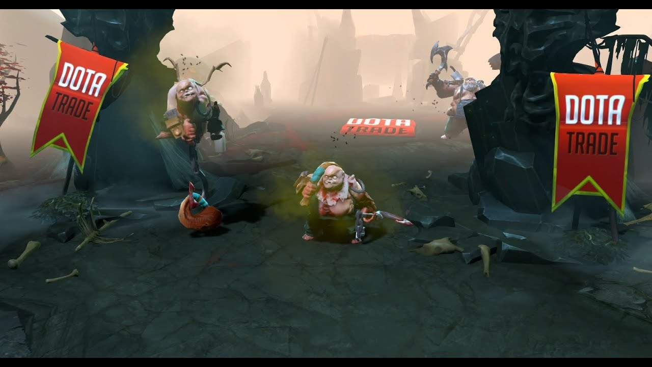 dota 2 pudgling courier preview youtube