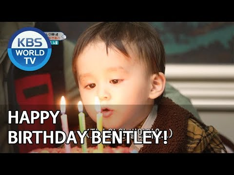 Happy Birthday Bentley! [The Return of Superman/2019.12.01]