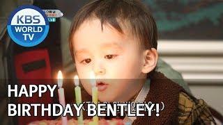 Happy Birthday Bentley! [The Return of Superman/2019.12.01]