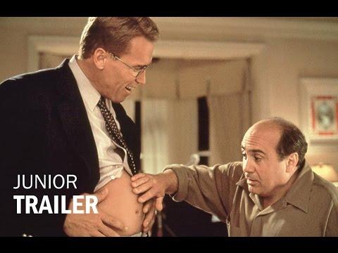 Junior (1994) - Trailer en español