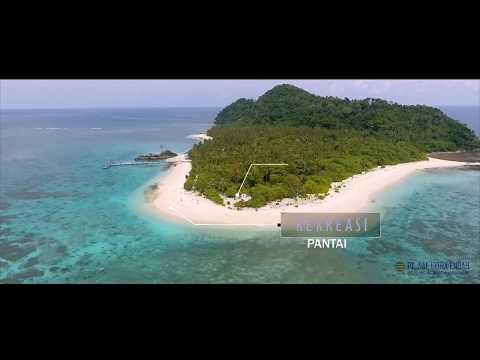 National tourism strategic area of Natuna, Riau Islands (KSPN Natuna)