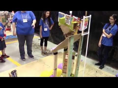 Smylie Wilson Middle School // STEM Challenge 2015