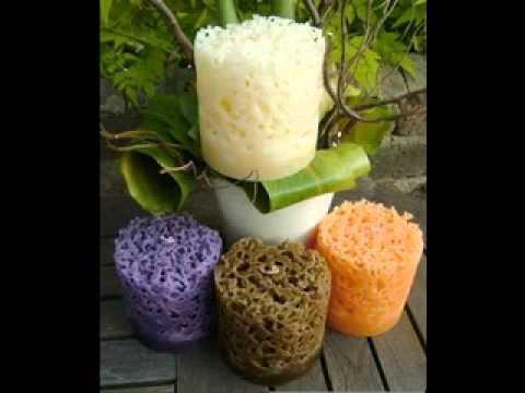 Creative candle decorating ideas