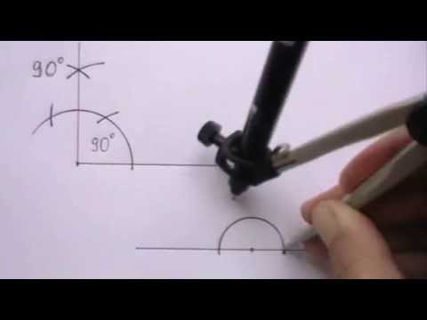 90 degree diagram clarion car radio wiring constructing an angle of degrees youtube