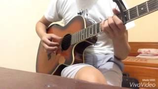 Đánh rơi tình yêu- cover guitar