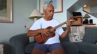 Kimo Hussey Ukulele Video Series: Playing Melody and Harmony Simultaneously