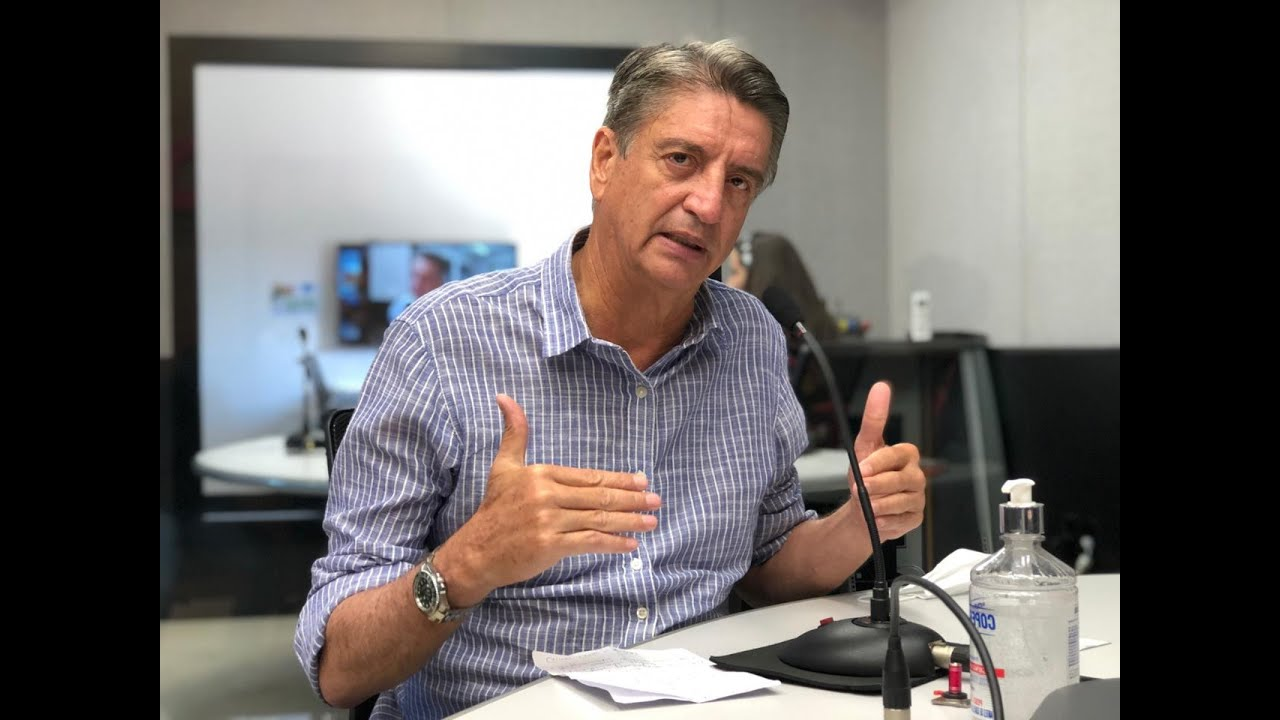 CBN Campo Grande (27/10/2020) - Dagoberto Nogueira (PDT), CBN Eleições 2020