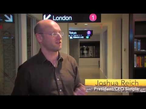 Tech Tuesday: Joshua Reich, CEO, Simple