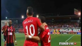 إتحاد الجزائر 1-0 المريخ السوداني - هدف يوسف بلايلي