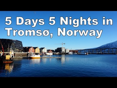 Koopify Travelog #13 ✈ 5D5N in Tromsø, Norway