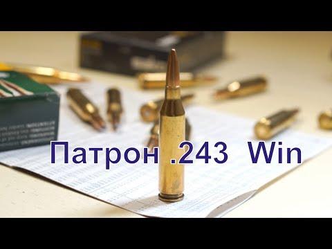 видео: Патрон .243 win