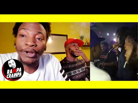Alkaline Diss Tony Matterhorn For Playing Vybz Kartel At His Party ( 16 Dec 2017 ) blogs