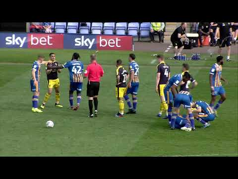 Shrewsbury v Oxford U