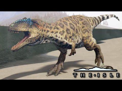 Giganotosaurus Is Born! - A Complete Progression Saga - The Isle
