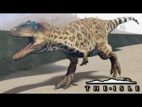 Giganotosaurus Is Born! - A Complete Progression Saga - The Isle