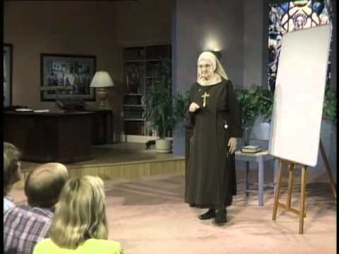 Mother Angelica Live - Regret, Remorse and Sorrow- June 7 1991