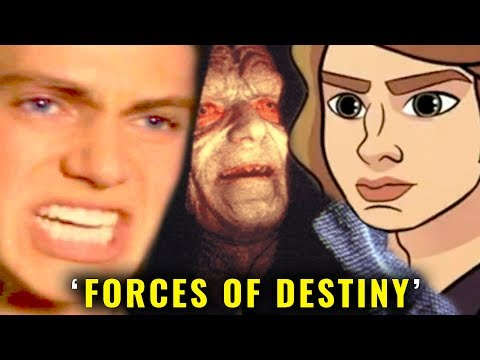 Why Star Wars Forces of Destiny is Getting so much HATE [Dash Star]