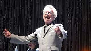 David Byrne - Dancing Together (Houston 04.28.18) HD