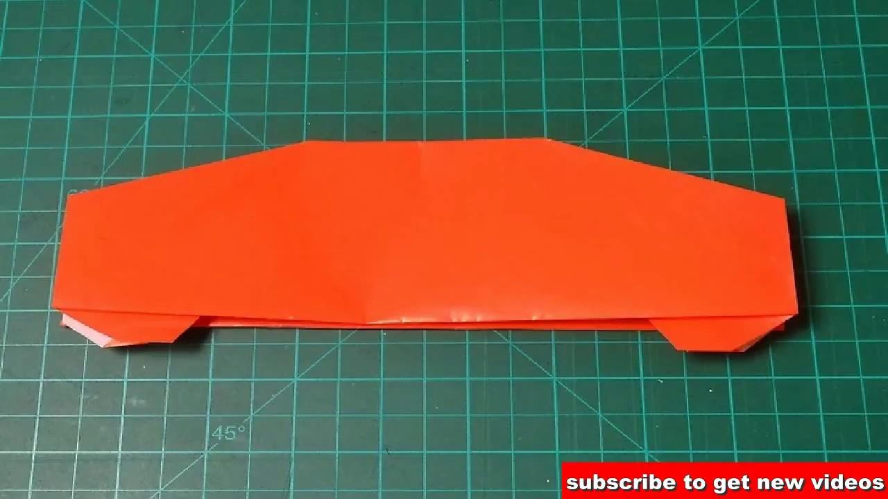 How to make a paper car paper car origami car origami how to make a paper car paper car origami car origami easy jeuxipadfo Choice Image