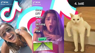 TIK TOKS that belong TO THE STREETS! 👧➡🛣 (FUNNY TIKTOKS COMPILATION!)