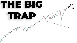 ALL STOCK MARKET YOUTUBERS BELIEVE A CRASH IS COMING...I Expect To See A Huge Bull Trap First.