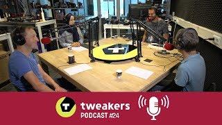 Tweakers Podcast #24 - D&D, tech bij opvoeding en een Pixel 3-complottheorie
