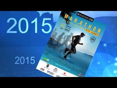 Marathon des Alpes Maritimes Nice Cannes 10 ans déjà !