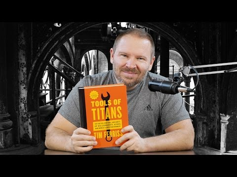 MOST Anticipated & Exciting Book of 2016 - Tools of Titans by Tim Ferrriss