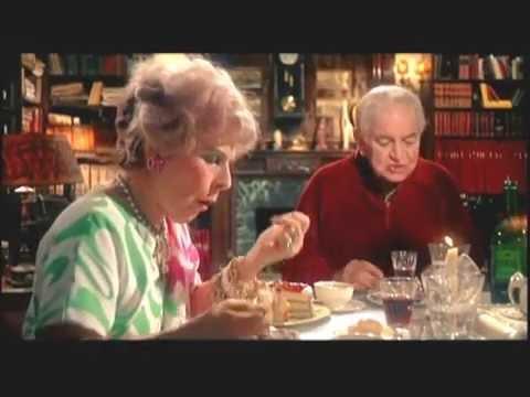 Minnie Castevet EATING CAKE in Rosemary