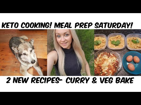 2-new-keto-recipes---lchf-meal-prep---what-i-eat-in-a-day---keto-cooking-sugar-free-meals-👍