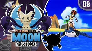 SURFS UP!! Pokemon Ultra Sun and Moon GhostLocke Walkthrough w/ aDrive! Ep 8