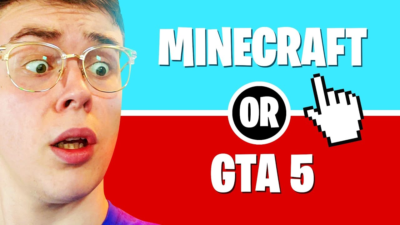 WHICH GAME Would YOU PLAY?! (Would You Rather)
