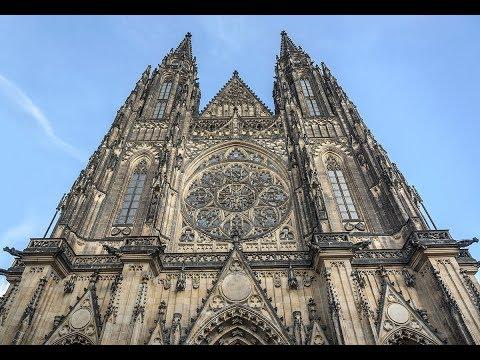Тур по Европе, Часть 17 - Собор святого Вита в Праге (Чехия)
