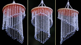 Amazing Pearl Wall Hanging Idea || DIY Jhumar Making || Handmade Things