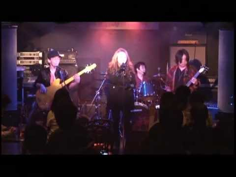 December / All About Eve Covered by All About Rough at Crawdaddy Club sinjuku ,japan