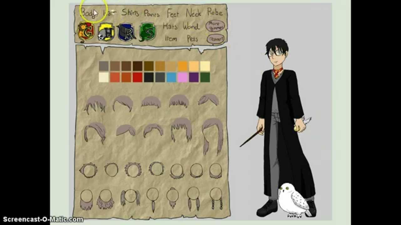 Hogwarts Student Maker Youtube