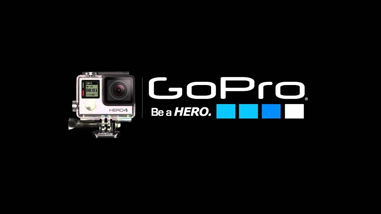 GoPro Hero 4 Black And Silver Edition Intro 1080p