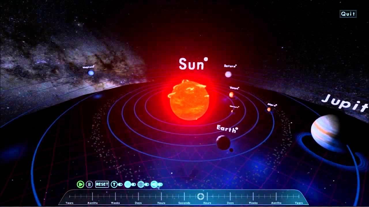 Скачать симулятор солнечной системы через торрент