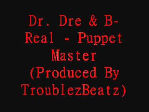 Dr Dre & B-Real - Puppet Master (TroublezBeatz)