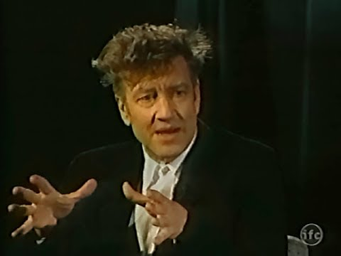 David Lynch interviewed by Elvis Mitchell - 1998