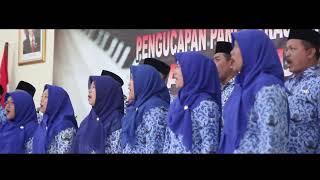 Paduan Suara BPBD kabupaten Bantul
