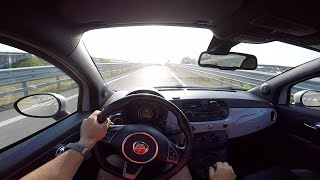 ABARTH 500 | Extreme Sound | GoPro Hero 4 + ZOOM H1(, 2016-09-09T09:06:05.000Z)