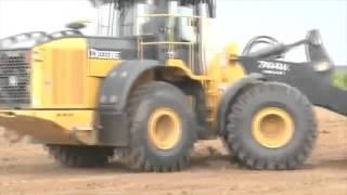 видео Шины 17.5-25 для фронтального погрузчика и грейдера