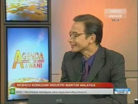 Agenda Awani (2 October 2012): Where are we in the International Maritime Industry?
