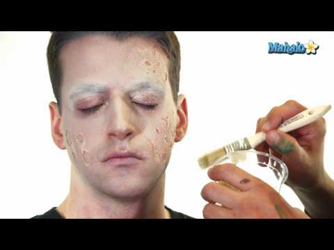 How To Do Advanced Zombie Makeup
