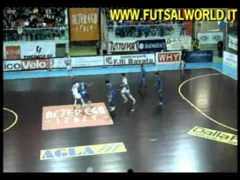 4/12/12 Serie A : SUPERCOPPA Luparense VS Asti  . . . . . . Futsal / Calcio A 5